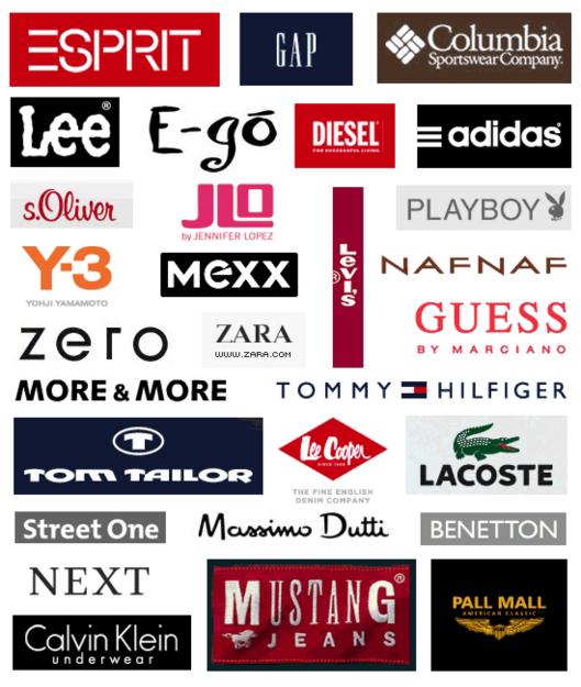 Стокові магазини одягу дозволяють купувати одяг світових брендів за досить  помірними цінами. c27f0a340b90b