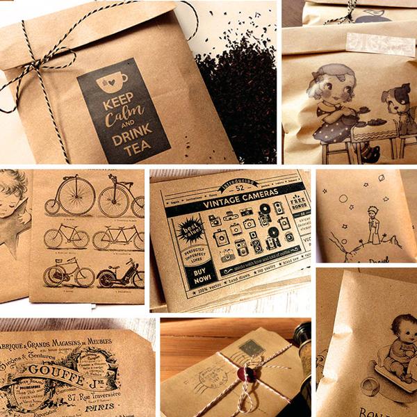 Пакети можна використовувати як рекламні площі для сторонніх клієнтів. Це буде приносити виробнику додаткові кошти.