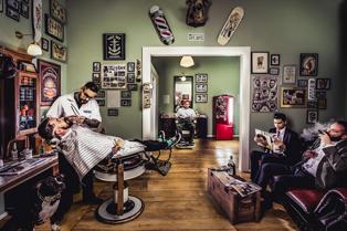 Барбершоп – як відкрити салон краси для чоловіків